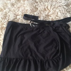 Skirt wrap